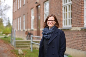 Anne Vibeke Vennerstrøm, der er pædagogisk leder på Midtsjællands Gymnasium (MSG).