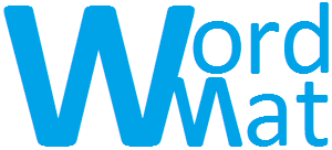WordMatLogo