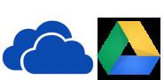 OneDriveGDrive ikon